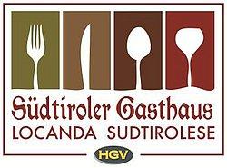 Gasthaus in Südtirol